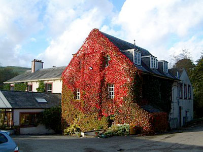 Auchencheyne Country House - holiday lets and B&B